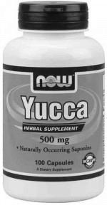 NOW YUCCA 500 (100 капс.)