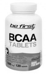 Be First BCAA Tablets (120 таб.)