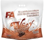 Fitness Authority Whey Protein, 4540 г, Сывороточный протеин