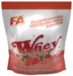 Fitness Authority Whey Protein, 908 г, Сывороточный протеин