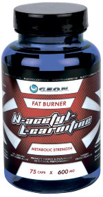 N-Acetyl-L-Carnitine 75 капс