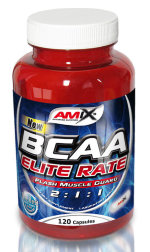 BCAA Elite Rate 120 капс