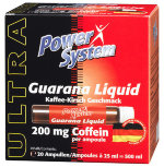 Power System Guarana Liquid, 25 мл, Энергетики