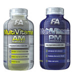 Multivitamin AM-PM Formula 90 таб