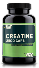 Optimum Creatine 2500 Caps (100 капс.)
