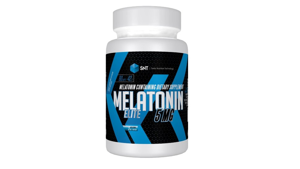 Melatonin ELITE 5 мг