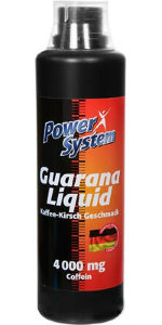Power System Guarana Liquid, 500 мл, Энергетики
