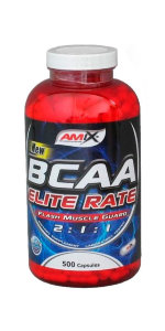 BCAA Elite Rate 500 капс