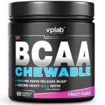 VP Laboratory BCAA chewable (60 таб.)