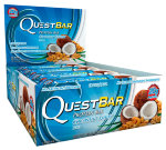 Questbar Natural  12 шт