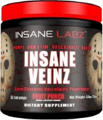 Insane Veinz 35 serv fruit punch