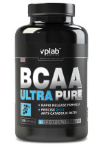 VP Laboratory BCAA Ultra Pure (120 капс.)