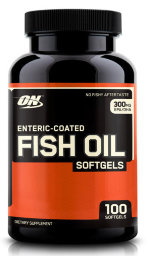 Enteric Coated Fish Oil Softgels 100 капс