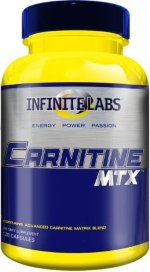 Infinite Labs Carnitine MTX, 120 капс, L-carnitine