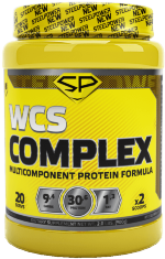 Steel Power Nutrition WCS complex, 900 г, Комплексный протеин