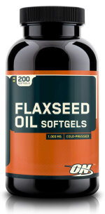 Flaxseed Oil 1000 мг. 200 капс.