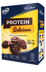 6PAK Nutrition My Sweet Protein Delicious, 120 г, Диетическое печенье