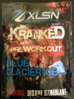 Xcel Sports nutrition Kranked, 7 г,