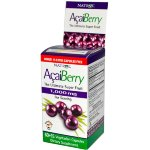 Natrol AcaiBerry 1000 mg, 75 капс, Антиоксиданты