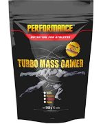 PERFORMANCE, Turbo Mass Gainer, 5000g, banana