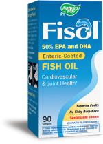 Nature's Way Fish Oil 50% EPA & DHA, 90 капс, Омега жиры