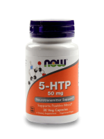 NOW 5-HTP 50 мг, 30 капс, 5-HTP