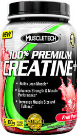 MuscleTech 100 Premium Creatine Plus 1700 г