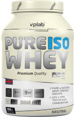 VP Laboratory Pure Iso Whey (908 гр.)