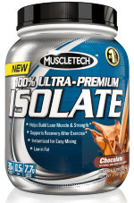 MuscleTech 100 Ultra-Premium Isolate 917 г