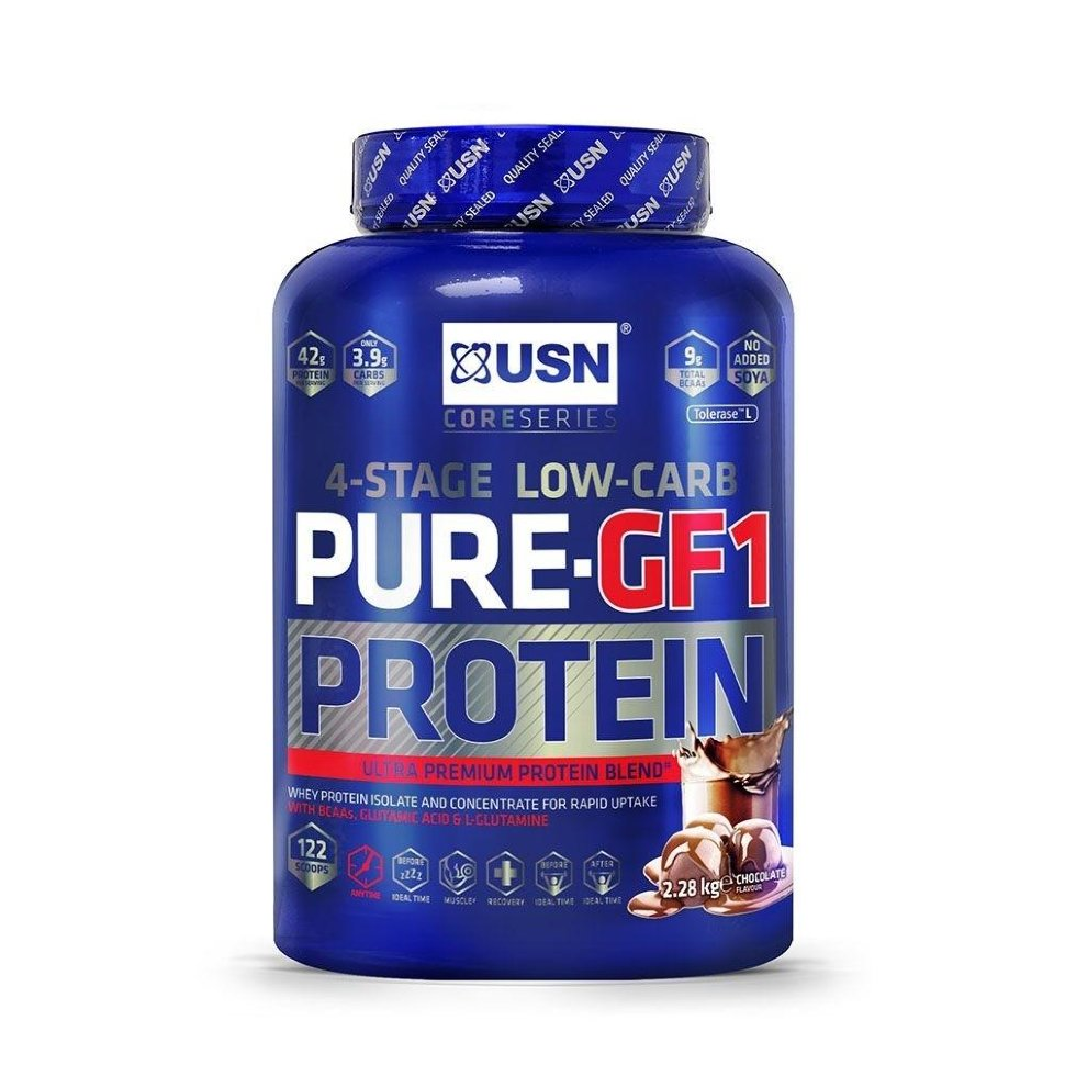 Pure-GF1 Protein 4 Stage Low Carb