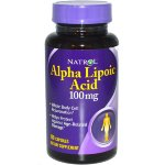 Natrol Alpha Lipoic Acid 100 mg, 100 капс, Антиоксиданты