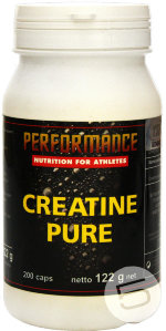 Creatine Pure Caps 200 капс