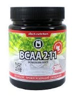 Atech Nutrition BCAA 2:1:1 Power Balance, 300 г, Аминокислоты BCAA