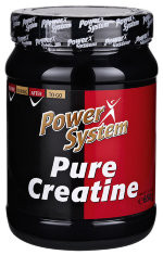 Power System Pure Creatine, 650 г, Моногидрат креатина