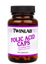 Folic Acid Caps 800mcg (100кап)