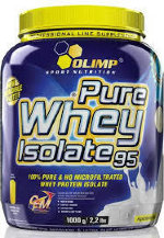 Olimp Pure Whey Isolate 95 1000 г