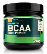 Optimum Nutrition BCAA 5000 Powder, 380 г, Аминокислоты BCAA