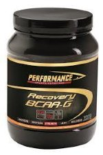 Performance Recovery BCAA-G, 500 г, Аминокислоты BCAA