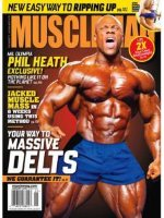 Musclemag март 2012 1 шт
