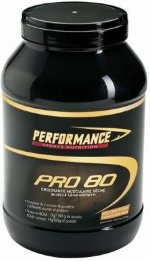 PERFORMANCE, Pro 80, 2000g, strawberry