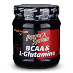 Power System BCAA & L-Glutamine  450 г