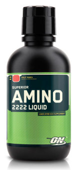 Superior Amino 2222 Liquid  474 мл
