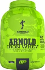 MusclePharm Iron Whey Arnold Series, 908 г, Сывороточный протеин