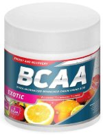 Geneticlab BCAA 2:1:1 powder, 250 гр., Аминокислоты BCAA