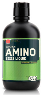 Superior Amino 2222 Liquid  948 мл