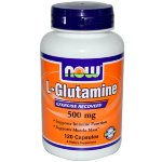 NOW L-Glutamine 500 (60 капс.)