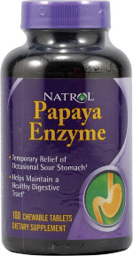 Papaya Enzyme 100 таб