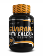 Guarana with calcium 60 caps
