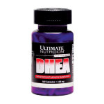 Ultimate Nutrition DHEA 100 mg 100 капс