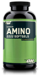 Superior Amino 2222 softgels (срок 08.15) 150 капс
